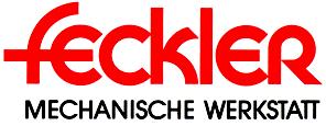 Feckler GmbH – Mechanische Werkstatt Logo